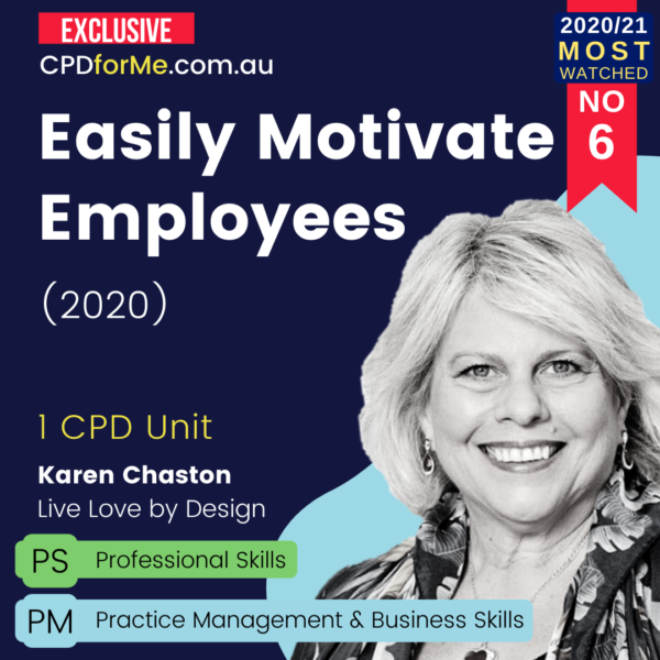 Easily Motivate Employees (2020)