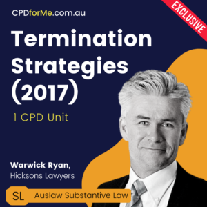 Termination Strategies