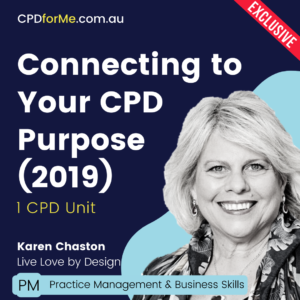 Connecting to your CPD purpose