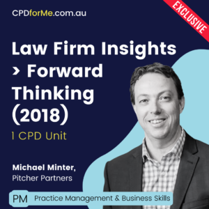Law Firm Insights Forward Thinking