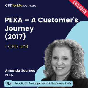 PEXA - A Customer's Journey