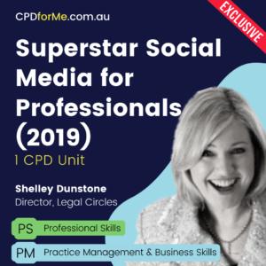 Superstar Social Media for Professionals