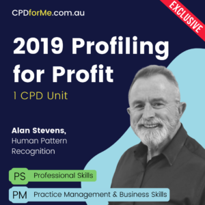 Profiling for Profit