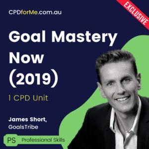 Goal Mastery Now
