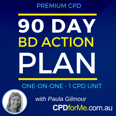 90-Day Action Plan with Paula Gilmour - 1 CPD Unit