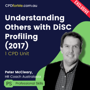Understanding Others with DiSC Profiling