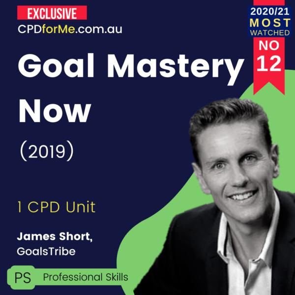 Goal Mastery Now (2019)