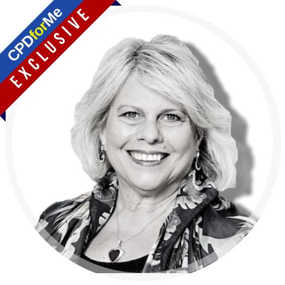 CPDforMe Exclusive Content - Speakers - Karen Chaston