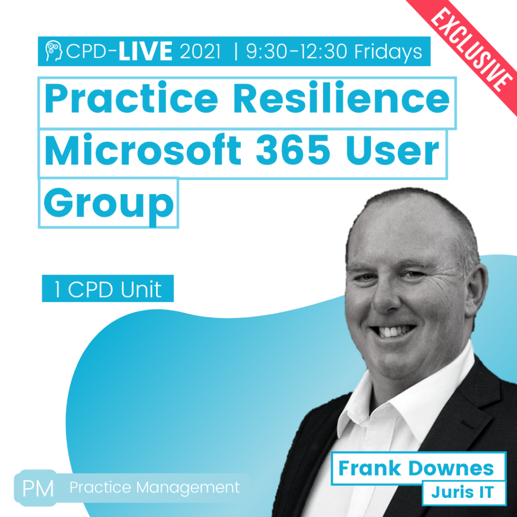 Practice Resilience Microsoft 365 User Group