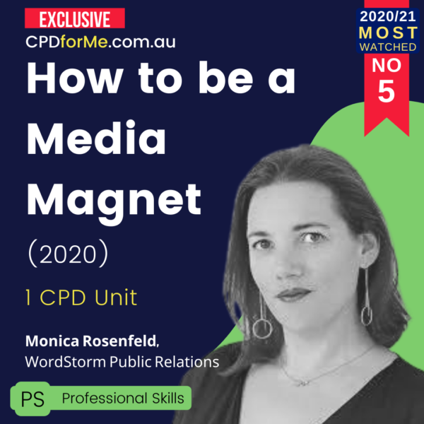 How to be a Media Magnet (2020)