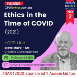Ethics in the Time of COVID (2021)