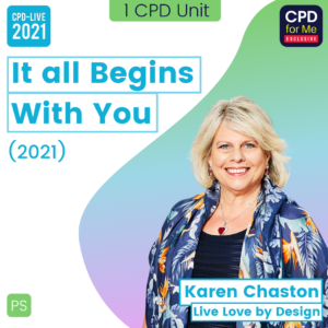 It All Begins With You (2021) CPD-LIVE Webinar