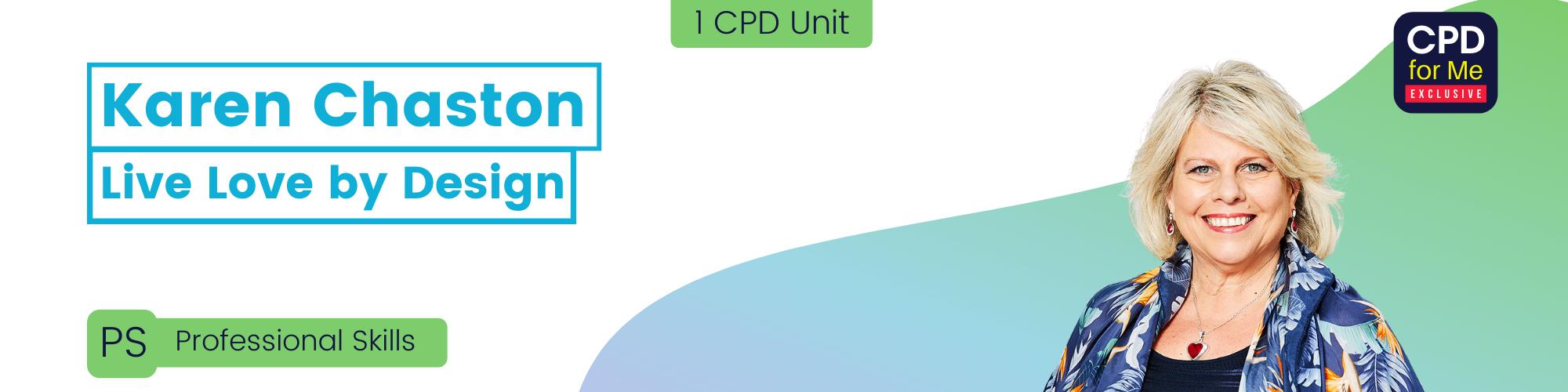 Karen Chaston CPD-LIVE