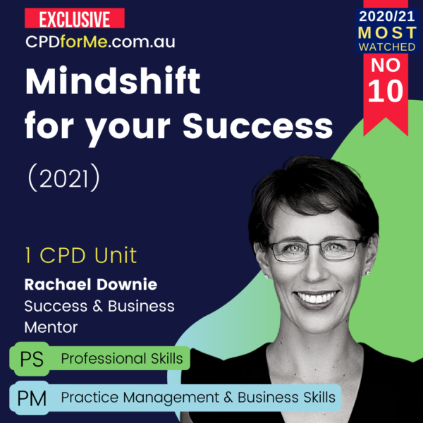 Mindshift for your Success (2021)