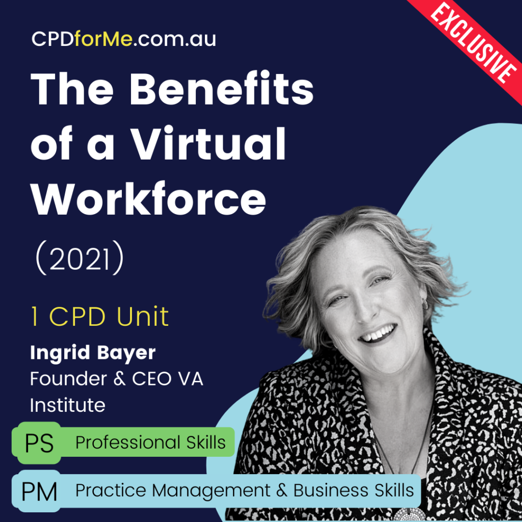 The Benefits of a Virtual Workforce (2021)