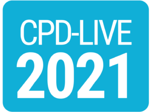 CPD-LIVE 2021 logo