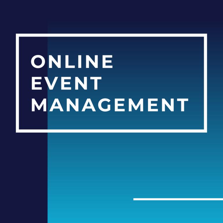 Online Event Managemebnt