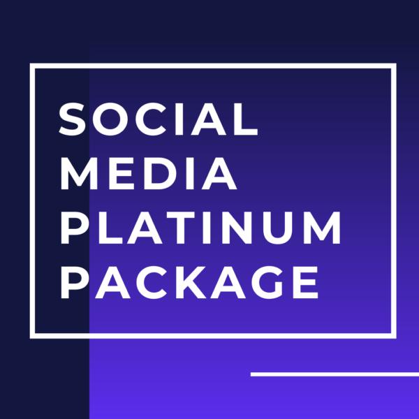 Social Media Platinum Package